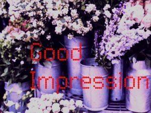 networking-good-impression